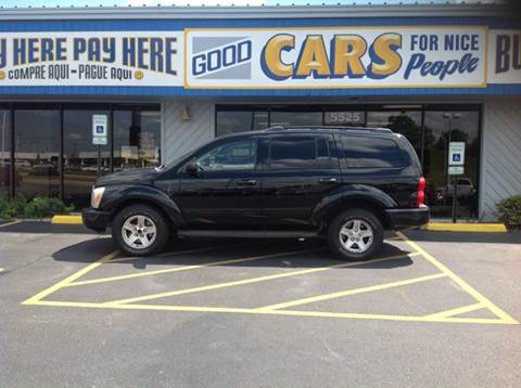 2004 Dodge Durango for sale at Good Cars 4 Nice People in Omaha NE
