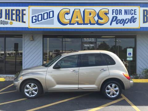 2003 Chrysler PT Cruiser for sale at Good Cars 4 Nice People in Omaha NE