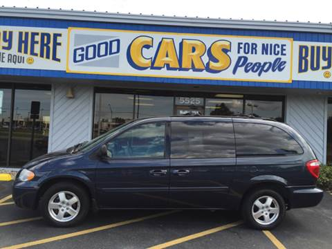 2007 Dodge Grand Caravan for sale at Good Cars 4 Nice People in Omaha NE