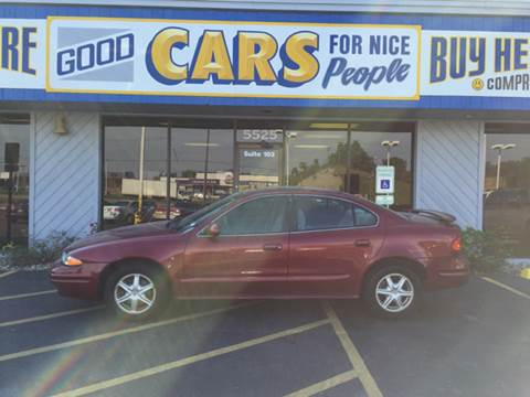 2002 Oldsmobile Alero for sale at Good Cars 4 Nice People in Omaha NE