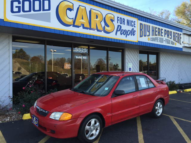 1999 Mazda Protege for sale at Good Cars 4 Nice People in Omaha NE