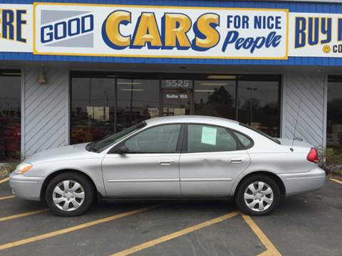 2000 Ford Taurus for sale at Good Cars 4 Nice People in Omaha NE