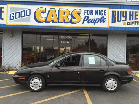1997 Saturn S-Series for sale at Good Cars 4 Nice People in Omaha NE