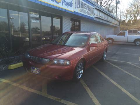 2005 Lincoln LS for sale at Good Cars 4 Nice People in Omaha NE