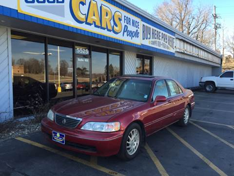 1998 Acura RL for sale at Good Cars 4 Nice People in Omaha NE