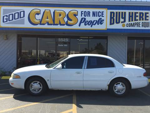2000 Buick LeSabre for sale at Good Cars 4 Nice People in Omaha NE