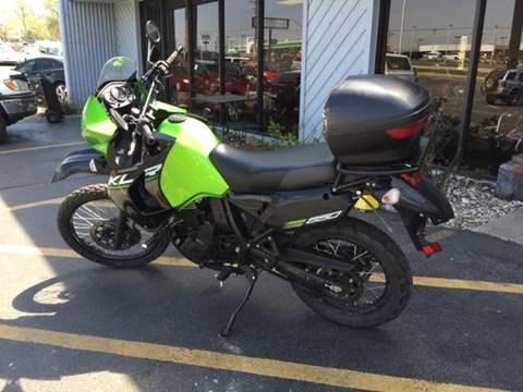 2014 Kawasaki KLR650E for sale in Omaha, NE