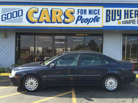 1999 Volvo S80 for sale at Good Cars 4 Nice People in Omaha NE