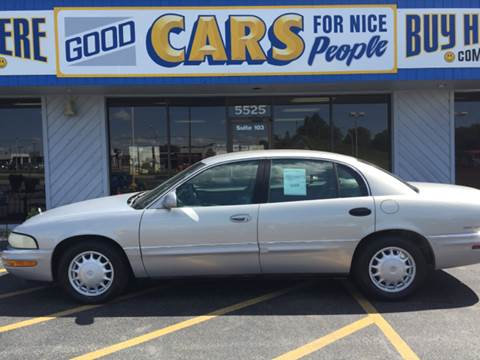 1998 Buick Park Avenue for sale at Good Cars 4 Nice People in Omaha NE