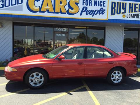 1998 Oldsmobile Intrigue for sale at Good Cars 4 Nice People in Omaha NE