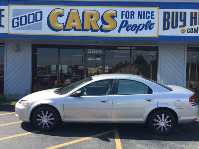 Brakes Plus Omaha Ne >> 2002 Dodge Stratus SE Plus 4dr Sedan In Omaha NE - Good Cars 4 Nice People