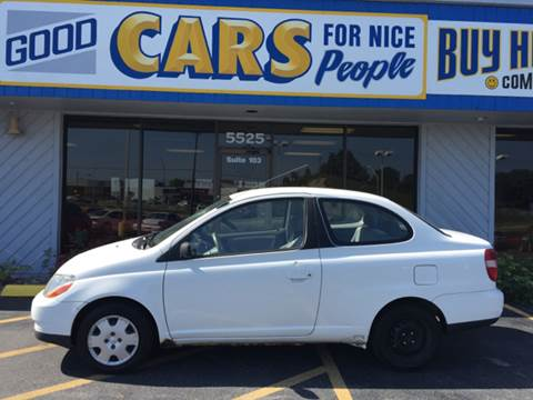 2001 Toyota ECHO for sale at Good Cars 4 Nice People in Omaha NE