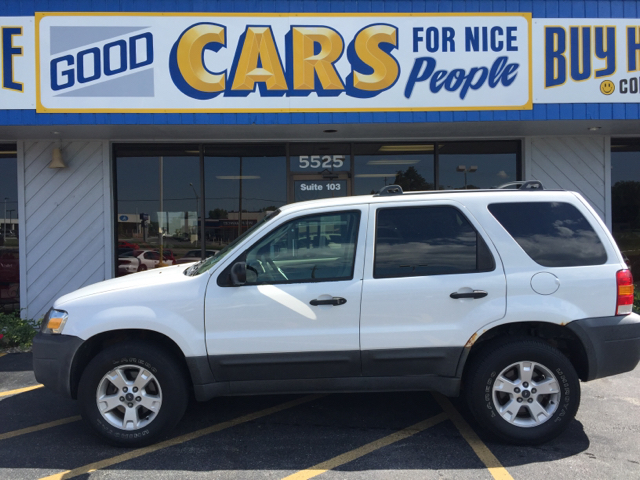 2005 Ford Escape Xlt Awd 4dr Suv In Omaha Ne Good Cars 4