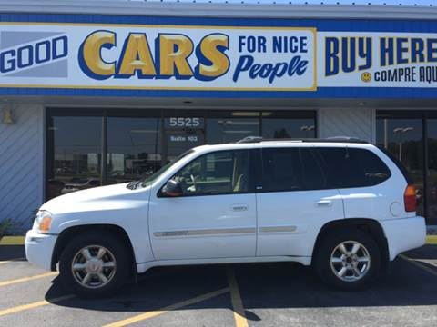 2002 GMC Envoy for sale at Good Cars 4 Nice People in Omaha NE