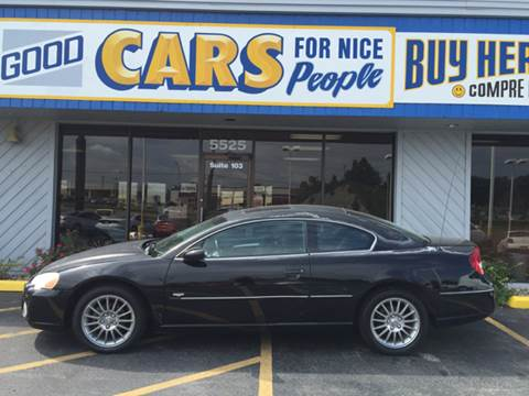 2004 Chrysler Sebring for sale at Good Cars 4 Nice People in Omaha NE