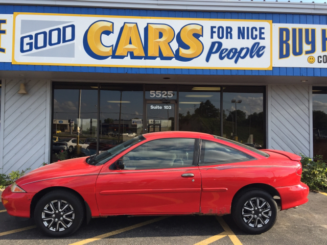 1999 Chevrolet Cavalier for sale at Good Cars 4 Nice People in Omaha NE