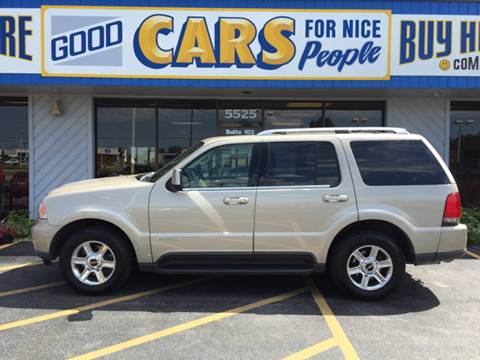2005 Lincoln Aviator for sale at Good Cars 4 Nice People in Omaha NE