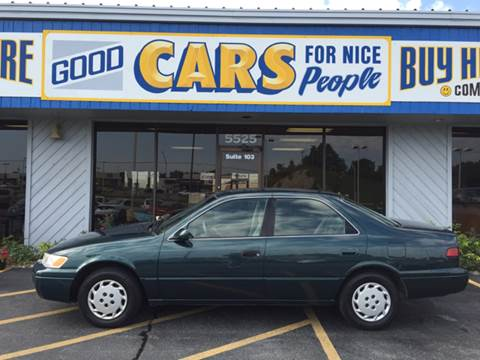 1997 Toyota Camry for sale at Good Cars 4 Nice People in Omaha NE