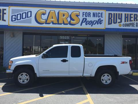2004 Chevrolet Colorado for sale at Good Cars 4 Nice People in Omaha NE