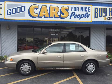 2002 Buick Century for sale at Good Cars 4 Nice People in Omaha NE