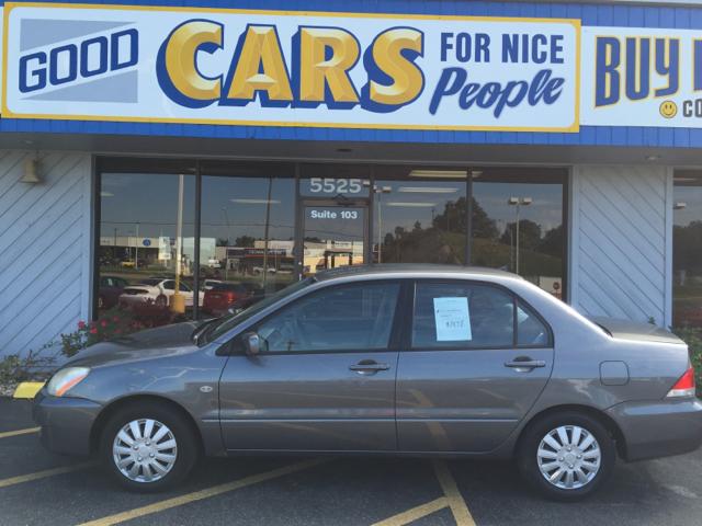 2005 Mitsubishi Lancer for sale at Good Cars 4 Nice People in Omaha NE