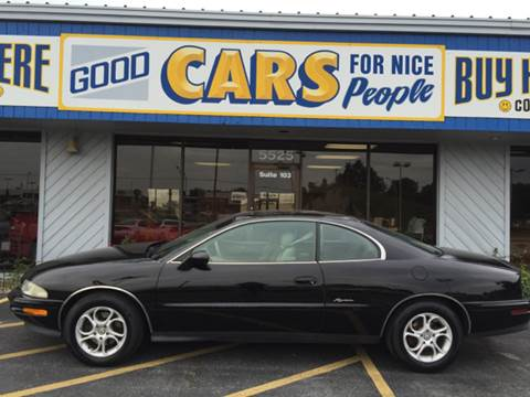 1998 Buick Riviera for sale at Good Cars 4 Nice People in Omaha NE