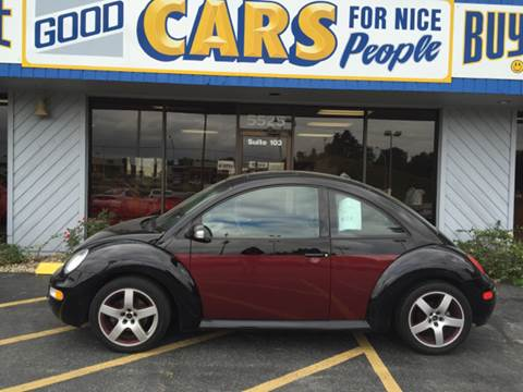 2005 Volkswagen New Beetle for sale at Good Cars 4 Nice People in Omaha NE
