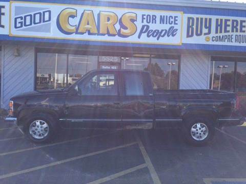 1992 Chevrolet C/K 1500 Series for sale at Good Cars 4 Nice People in Omaha NE