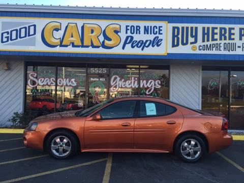 2005 Pontiac Grand Prix for sale at Good Cars 4 Nice People in Omaha NE