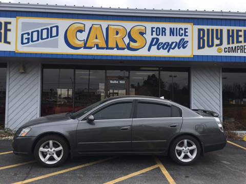 2006 Nissan Altima for sale at Good Cars 4 Nice People in Omaha NE