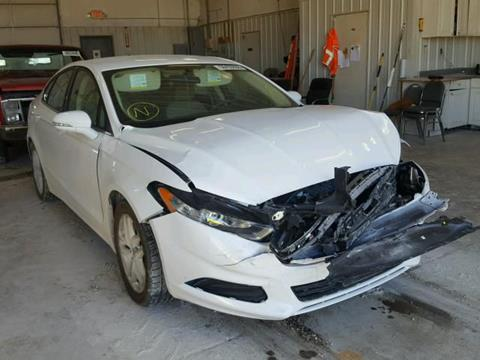 2016 Ford Fusion for sale in Kennett, MO