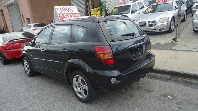 2005 Pontiac Vibe Fwd 4dr Wagon - New Rochelle NY