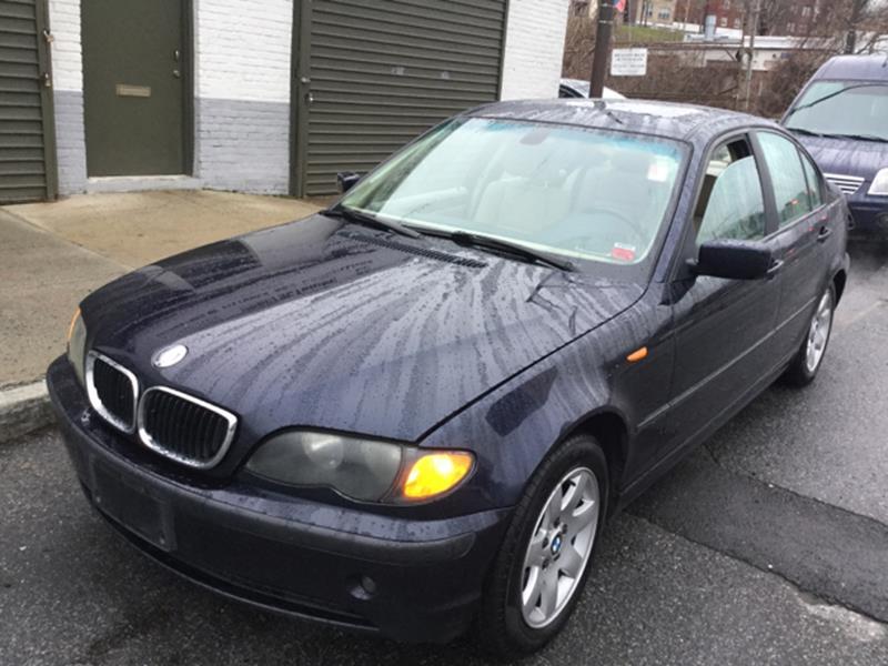 2003 BMW 3 Series AWD 325xi 4dr Sedan