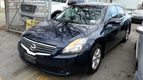 2008 Nissan Altima Hybrid for sale in New Rochelle, NY