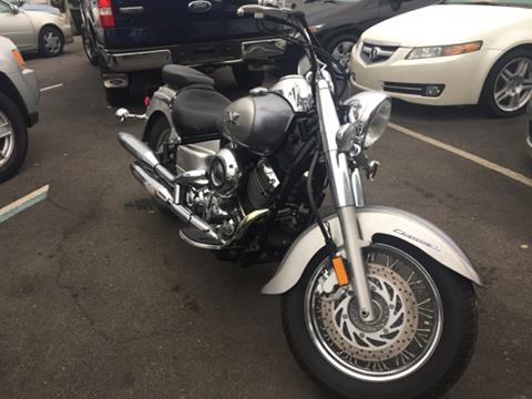2009 Yamaha V-Star for sale in New Rochelle, NY