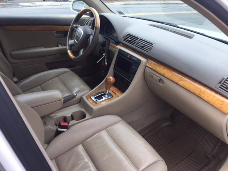 2006 Audi A4 2.0T 4dr Sedan w/Manual - New Rochelle NY