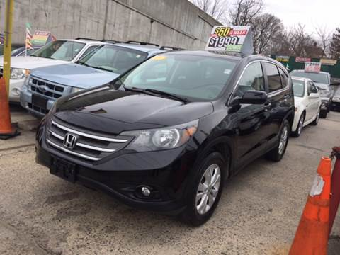 2013 Honda CR-V for sale in New Rochelle, NY