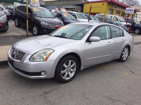 2005 Nissan Maxima for sale in New Rochelle, NY