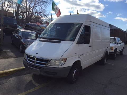 2006 Dodge Sprinter Cargo for sale in New Rochelle, NY
