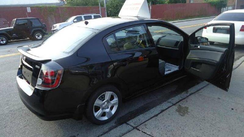 2012 Nissan Sentra 2.0 SL 4dr Sedan - New Rochelle NY