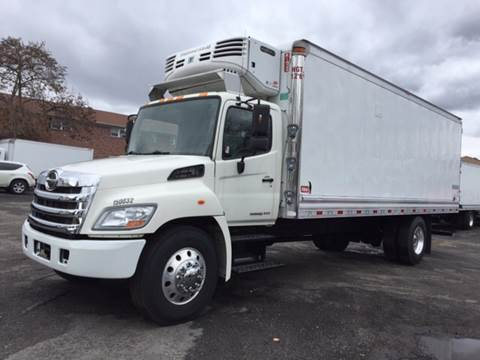 2013 Hino 268 for sale in New Rochelle, NY