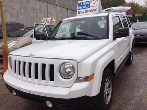 2014 Jeep Patriot for sale in New Rochelle, NY