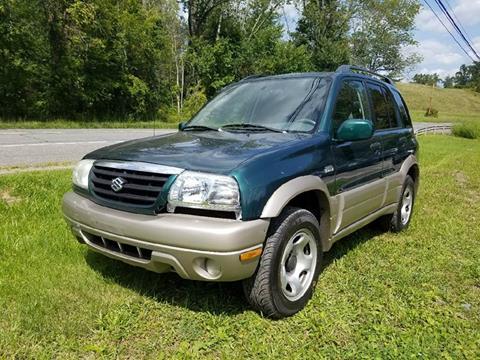 2002 Suzuki Grand Vitara for sale in New Rochelle, NY