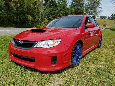 2012 Subaru Impreza for sale at White River Auto Sales in New Rochelle NY