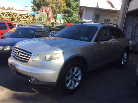 2005 Infiniti FX35 for sale in New Rochelle, NY