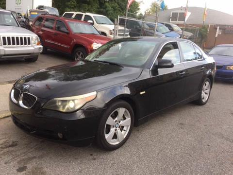 2006 BMW 5 Series for sale in New Rochelle, NY