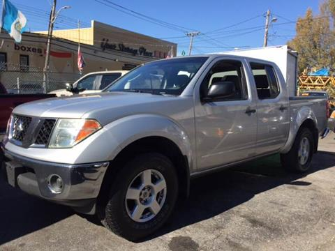 2006 Nissan Frontier for sale in New Rochelle, NY