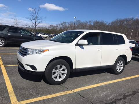 2013 Toyota Highlander for sale at White River Auto Sales in New Rochelle NY