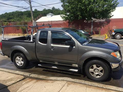 2008 Nissan Frontier For Sale In New Rochelle, NY