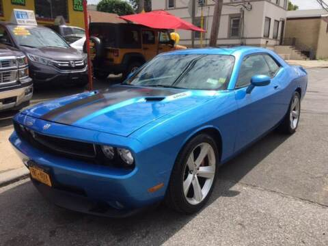 2010 Dodge Challenger SRT8 for sale at White River Auto Sales in New Rochelle NY